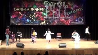 Remixed Love Story Musical [Bangladesher Dhol 2014©NIBIR]