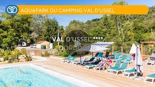 Soon ➡️ New aquapark au cœur de la Dordogne ! 💦 - Camping Le Val d'Ussel Homair Vacances