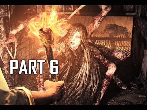 The Evil Within Walkthrough Part 6 - We Call Her Gohma (PC Ultra Let's Play Commentary)