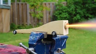 How to Make a Rocket Propelled Dragster