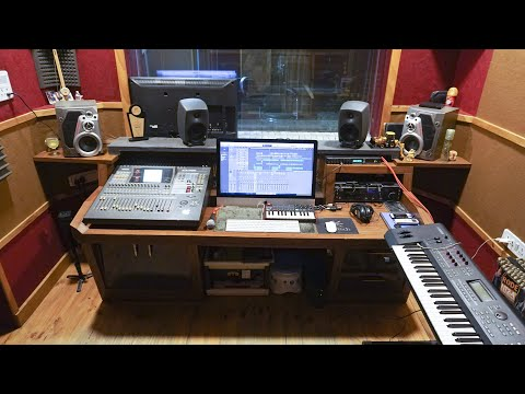 Music Production Studio Setup | Tour | Kapil Jangir's Studio