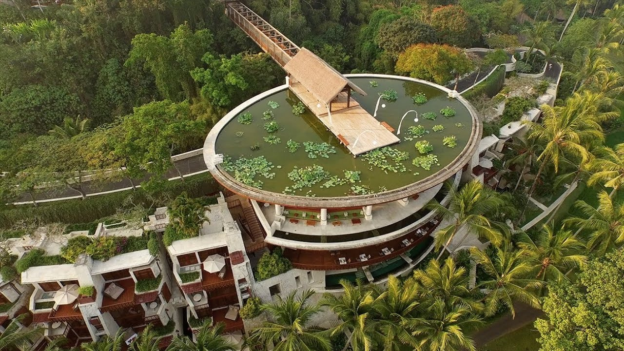 Four Seasons Resort Bali at Sayan (Ubud): full tour ...