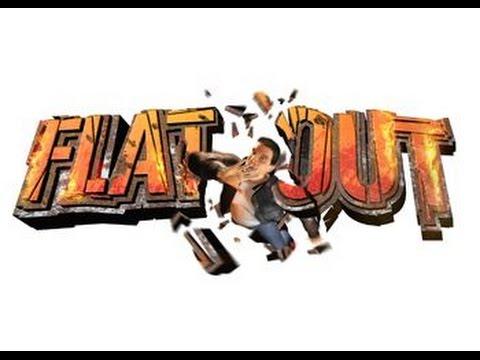FlatOut 4: Total Insanity - ПЕРВЫЙ ЗАПУСК! (Прохождение #1)