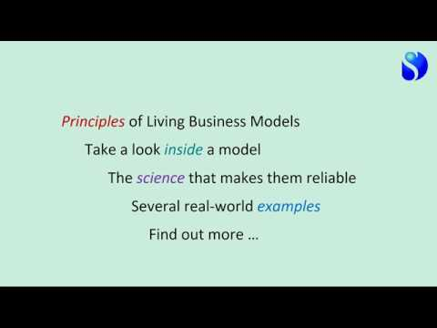 Living Business Models for OR professionals
