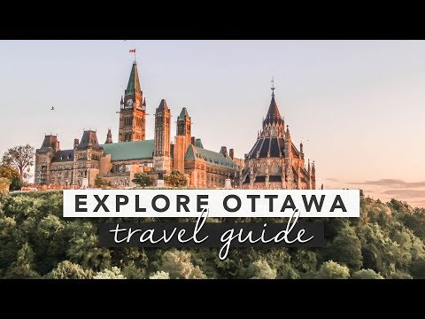 Explore Ottawa - Canada's Capital City Travel Guide | by Eri