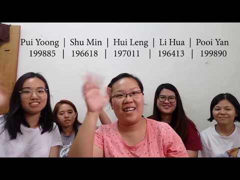 LAX2005 Karaoke In English (Group 24)   Group Discussion Video 1