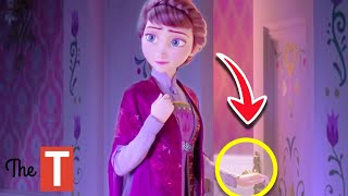 What You Didn't Realize About Elsa And Anna's Mom In Frozen