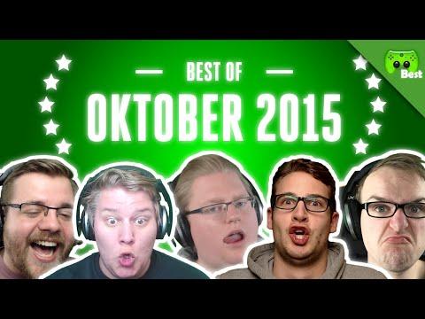BEST OF OKTOBER 2015 🎮 Best of PietSmiet
