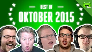 BEST OF OKTOBER 2015 🎮 Best of PietSmiet