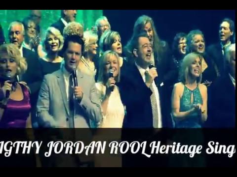 Migthy jordan rol Reunio 45 aniversario