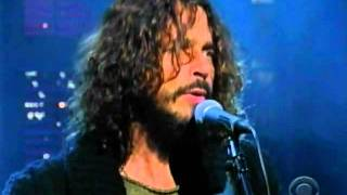 "Chris Cornell - The Keeper - Live on ""The Late Sho..."