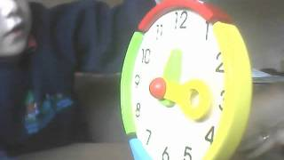 Activity Clock From Plan Toys Review For Izziwizzikids.co.uk