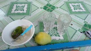 NHH- Làm nước trái cây. Phá tấn cơn nóng ở TP.HCM