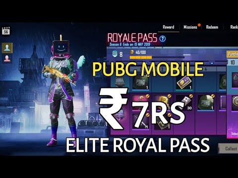 How To GET FREE ELITE ROYAL PASS IN PUBG MOBILE !! FREE ELITE PASS SEASON 6  Secret Trick To Get UC