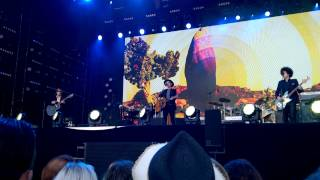 Beck - Blue Moon - Live at Helsinki, Finland 16.08.2015 HD/4K