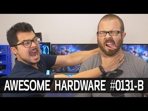 Awesome Hardware #0131-B: HP Spyware!! HDMI 2.1, EKWB Phoenix
