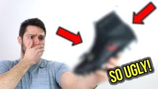 THE UGLIEST SOCCER SHOES OF 2018?