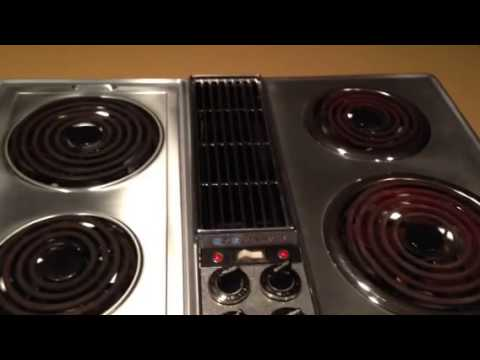 jenn air cooktop repair manual