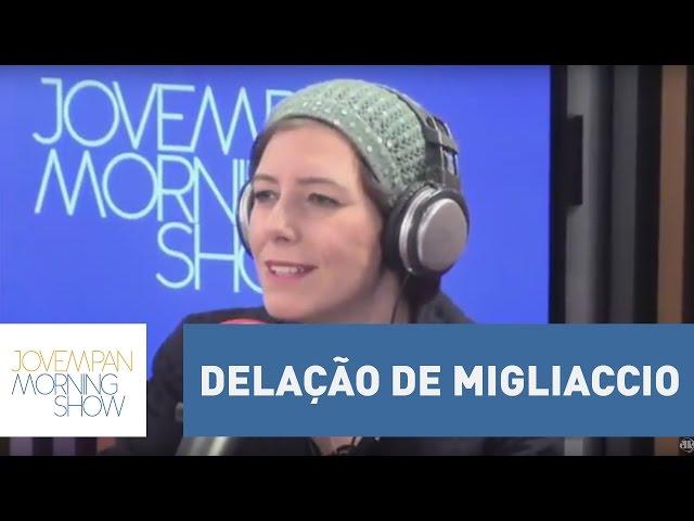 """Helen: """"Delação de Migliaccio é um roteiro estarrecedor""""   Morning Show"""