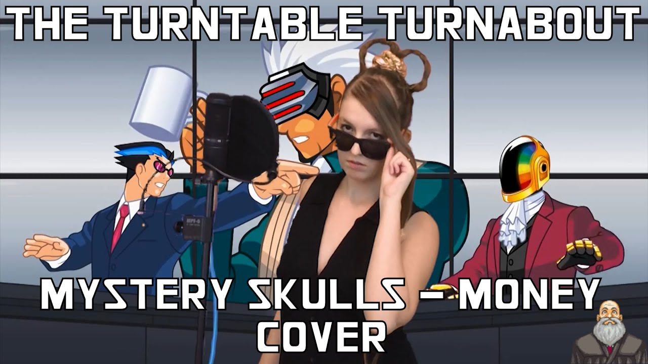 Mystery Skulls - Money (The Turntable Turnabout) [Cover]