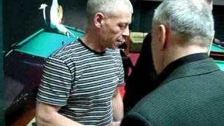 видео Бильярдный стол «Ливерпуль», фабрика «Start», Русская пирамида