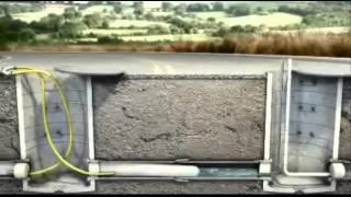 Смотреть видео Цементация грунтов от компании URETEK