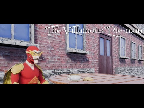 The Villainous Pie-man (UE4 Summer Game Jam 2017)