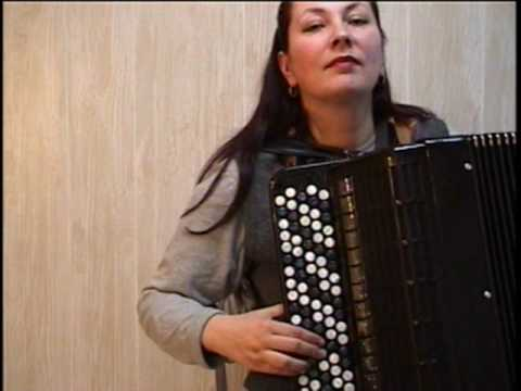 La Paloma Spanish tango bayan accordion
