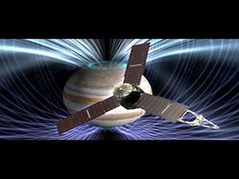 NASA: spacecraft Juno whizzed past by Jupiter.