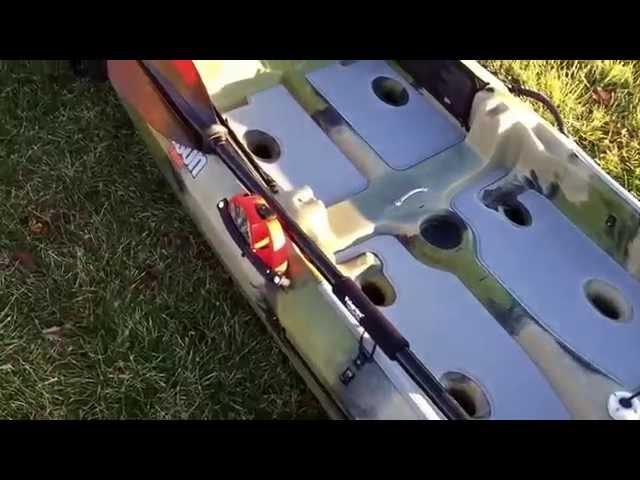 Jackson Coosa kayak Walkthrough