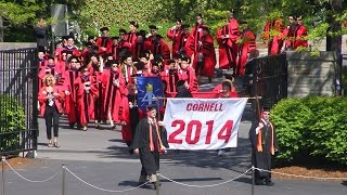 Cornell University Graduation 2014