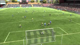FIFA 11: Be A Goalkeeper Tutorial