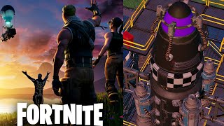"""Fortnite Season 10 """"The End"""" Event Gameplay! (Fortnite New Event)"""