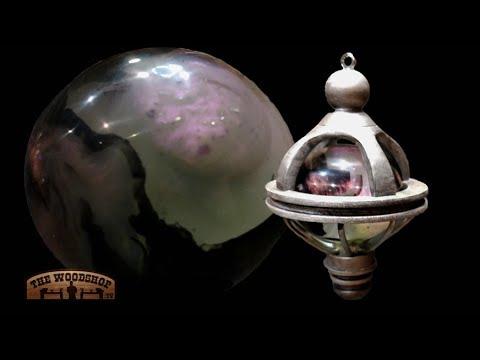 Men In Black - Resin Sphere Orion's Galaxy
