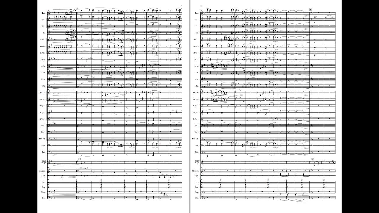 Vidda Trumpet Solo + CB3,5 Ole Edvard Antonsen