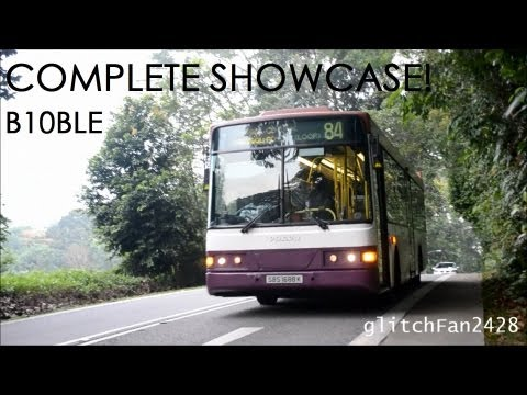 [SBST] (Retired) Volvo B10BLE Demonstrator Diesel SBS1688K Complete Showcase