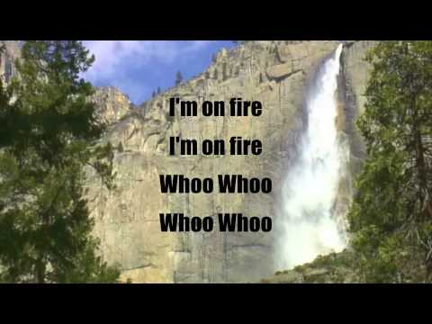 kasabian- fire lyrics