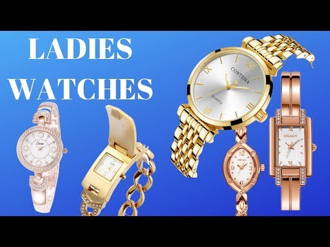 Beautiful Ladies Watches || Best Wrist Watches For Girl ||