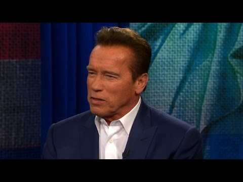 Why Schwarzenegger didn't vote for Trump