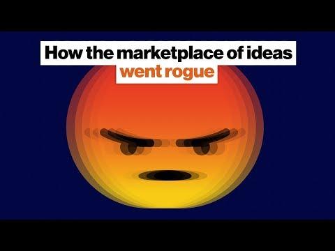 How the marketplace of ideas went rogue | Eli Pariser