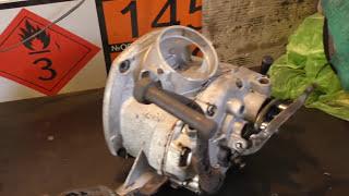 Ч 3.Мотоцикл из запчастей. Новая КПП .Двигатель с разборки К-750 . Днепр-12 (МВ-750 ,М-72 ,)(, 2016-04-04T05:29:31.000Z)