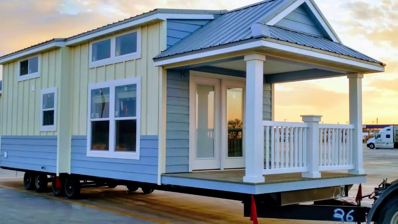 Worlds Best Tiny Home For The Beach