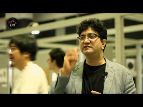 adoboLive: Prasoon Joshi, Chairman of McCann Worldgroup Asia Pacific and CEO