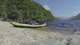 Loch Shiel - Loch Moidart - Loch Ailort Canoe Circuit