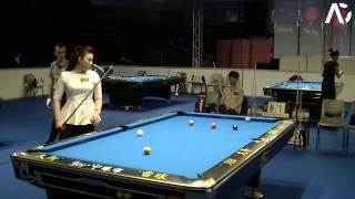 2015 Amway Cup 安麗益之源盃 - A. Ticoalu vs X.F. Fu 付小芳