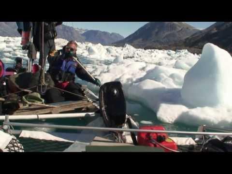 1.Гренландия: на катамаранах среди айсбергов Greenland: Lost in the ice