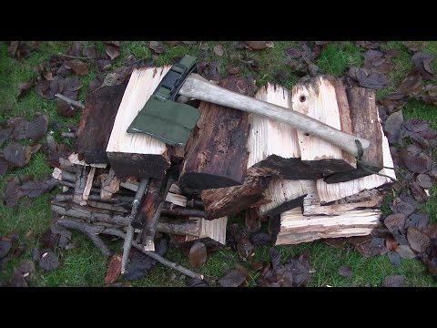 Council Tools Hudson Bay Forest axe Pt2