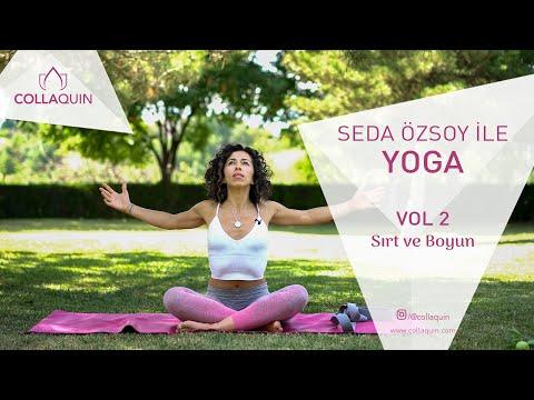 Seda Özsoy İle Yoga | Vol 2 | Sırt ve Boyun
