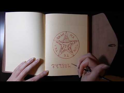 Making a Solitary Book of Shadows (S1E1)