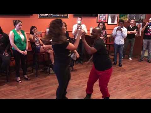 04/29/17 - Unity on the Dance Floor Social - Zouk Demo